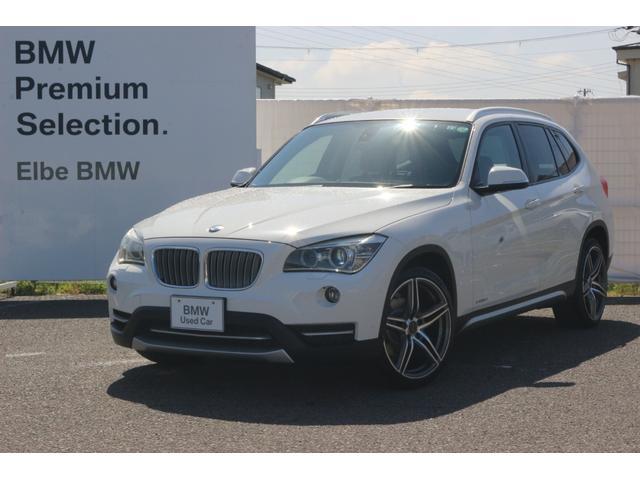 BMW sDrive 18i xライン ワンオーナー 禁煙車 弊社下取り コンフォートA 社外地デジナビ 19AW ハーフレザー Rフィルム キセノン ブラウンパネル