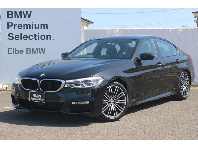 BMW 5シリーズ 530i Mスポーツ ワンオーナー 禁煙車 弊社下取り ACC トップビュー 地デジ 電動トランク 前後シートヒーター