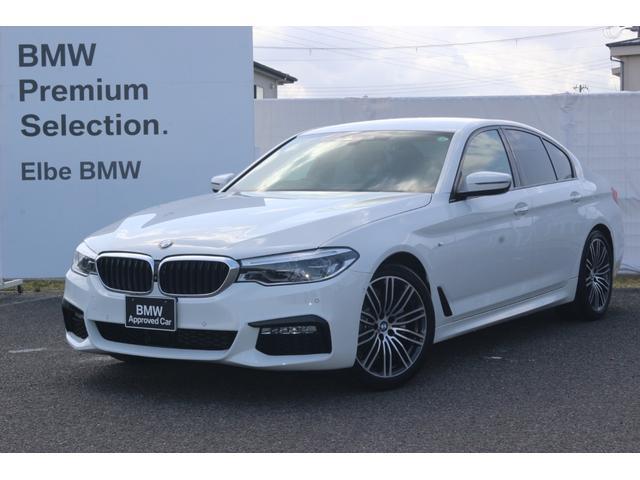 BMW 523d Mスポーツ ワンオーナー 禁煙車 弊社下取り ACCトップビュー電動トランク地デジ パドルシフト タッチパネル パーキングアシスト ドラレコ 19AW SOS ドライビングアシスト