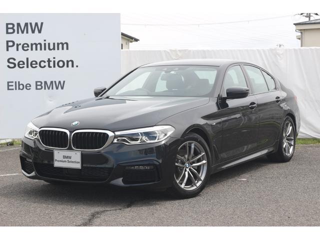 BMW 523d xDrive Mスピリット デモカー 禁煙車 HUD地デジFカメラレーンアシスト