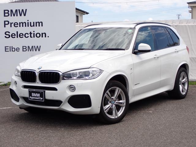 BMW xDrive 35d Mスポーツ 禁煙車 パノラマ ソフトクローズ Fカメラ ACC セレクトPKG 黒革 キセノン 前後シートヒーター Rフィルム オートトランク Fドラレコ 前後PDC