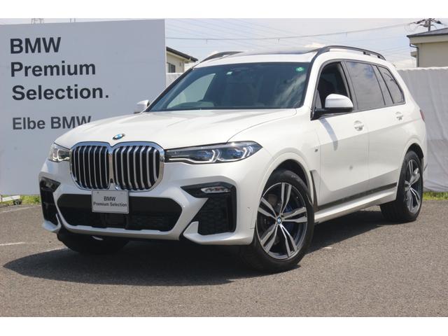 BMW xDrive 35d Mスポーツ 禁煙車 レーザーライト パノラマ ハーマンカードン 黒革 HUD ソフトクローズ ブラックウッド