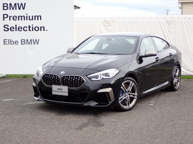 BMW M235i xDriveグランクーペ デビューPKGストレージPKG黒革電動