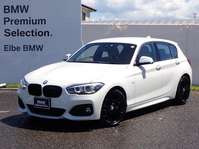BMW 118i Mスポーツ エディションシャドー ACC茶革前後PDCコンフォートA18AW シートヒータ ドライビングアシスト SOS タッチパネル