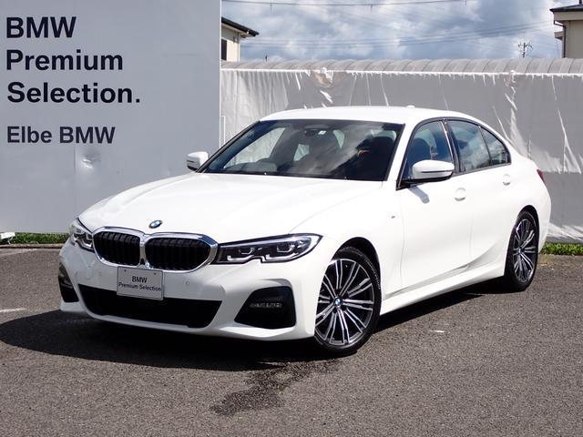 3シリーズ(BMW) 320d xDrive Mスポーツ ACC茶革電動Fカメラ電動ゲート黒革 コンフォートPKG ハイラインPKG 18インチAW 中古車画像