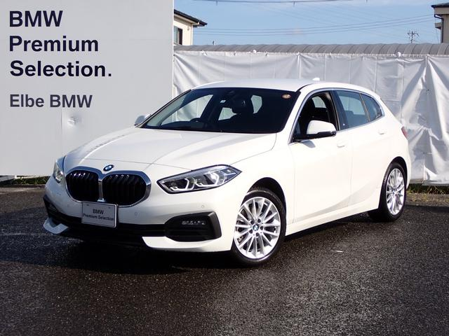 BMW 118d プレイ エディションジョイ+ ストレージP 電動ゲート ACC イルミパネル ナビPKG コンフォートPKG ストレージPKG 17インチAW デモカー禁煙車