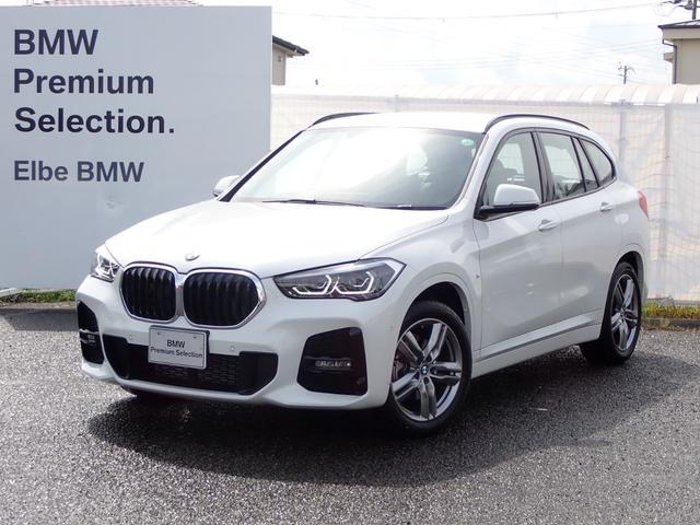 BMW X1 xDrive 18d Mスポーツ 現行モデル ACC 電動ゲート コンフォートA アドバンスドアクティブセーフティPKG コンフォートPKG 18インチAW デモカー