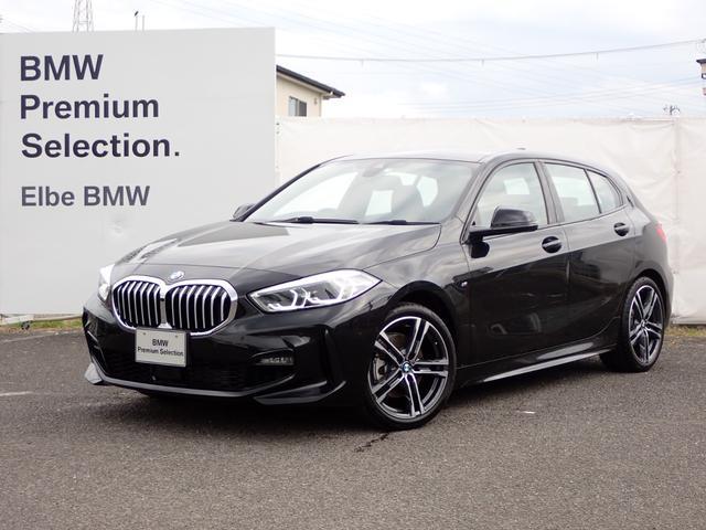 BMW 118i Mスポーツ ストレージP電動ゲートACCイルミパネルナビPKG コンフォートPKG ACC 18インチAW