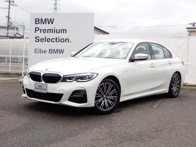 BMW 330e Mスポーツ ACC電動トランクMブレーキFカメラ黒革 コンフォートPKG 18インチAW デモカー