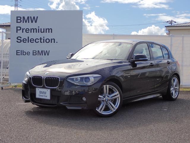 BMW 116i Mスポーツ ETC キセノン ミュージックサーバー