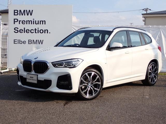BMW X1 xDrive 18d Mスポーツ ACC電動ゲート電動シート前後PDCコンフォートPKG アドバンスドアクティブセーフティPKG