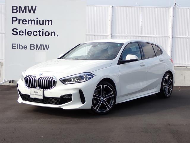 BMW 118i Mスポーツ ワンオーナー 禁煙車 ストレージP 電動ゲート ACC 前後ドラレコ ハーフレザー Rフィルム 運転席電動シート