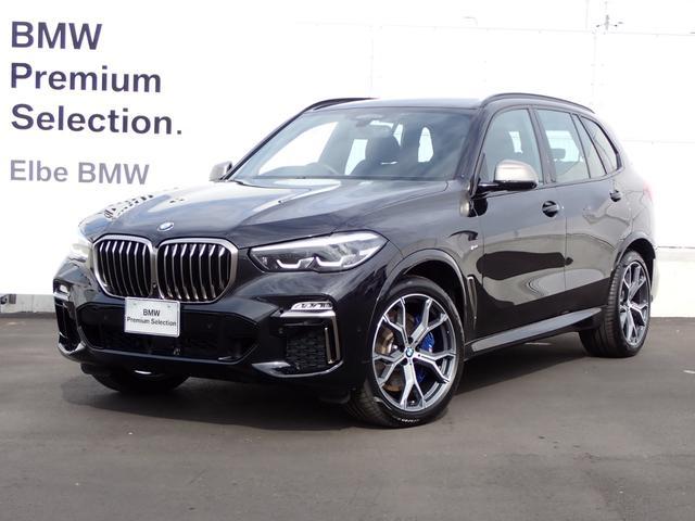 BMW M50i 2021年登録 デモカー 禁煙車 ジェスチャー HUD 21AW ブラック・ブラウンステッチ・ヴァーネスカレザー アダプティブMサスペンション BMWライブコクピットプロ パーキングアシストプラス