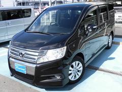 ステップワゴンスパーダZ インターナビ ワンセグRV HIDライト