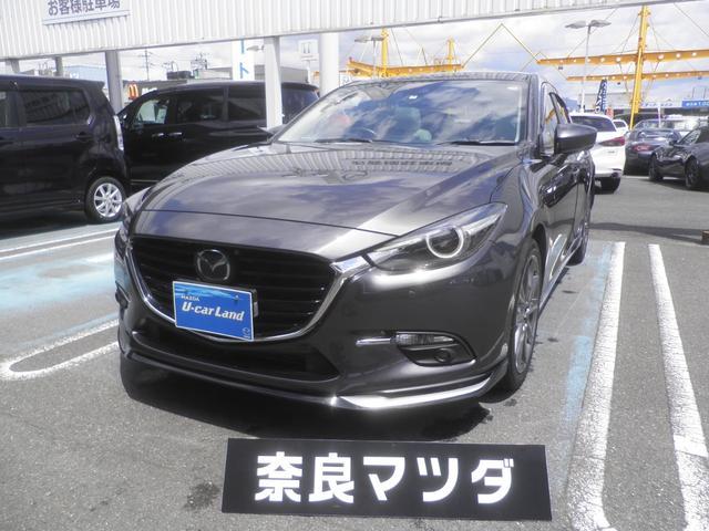 「マツダ」「アクセラスポーツ」「コンパクトカー」「奈良県」の中古車