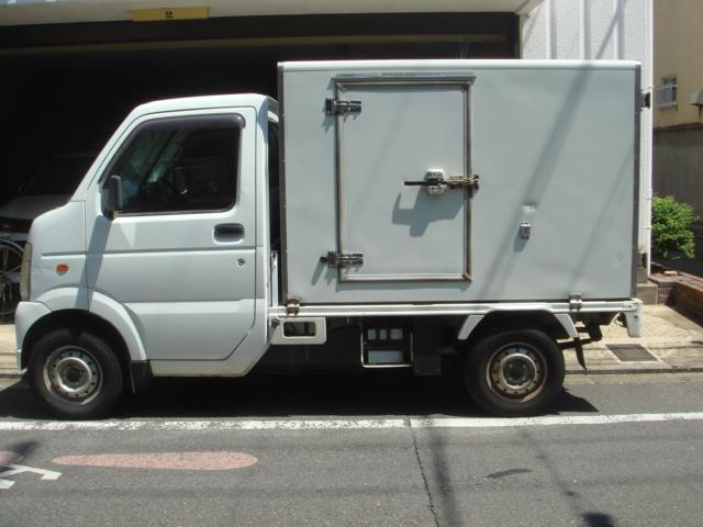 スズキ キャリイトラック KC 冷蔵・冷凍車