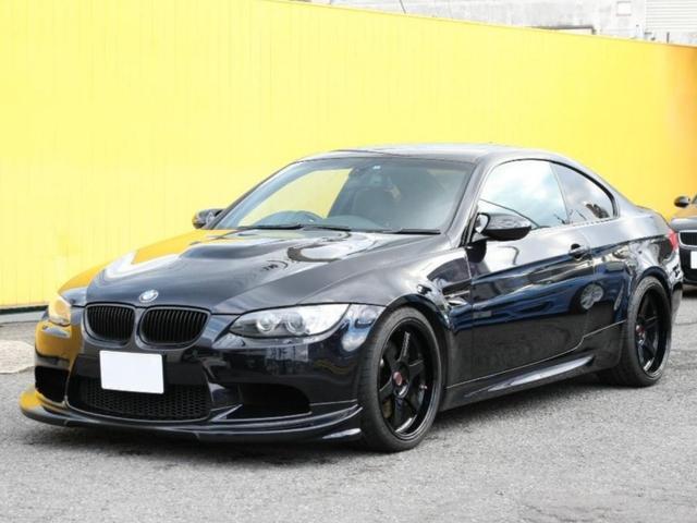 BMW M3クーペ SACHS車高調 RAYS LAPTORRエアロ