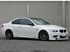 BMWM3クーペ KW車高調 HAMANNフロントリップ