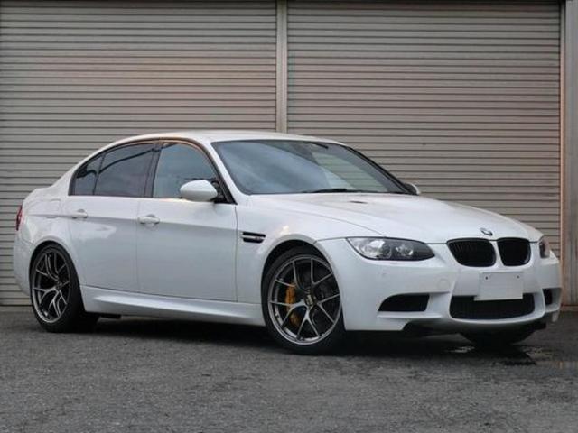BMW M3後期 BBS・brembo・LSD・QUAD車高調