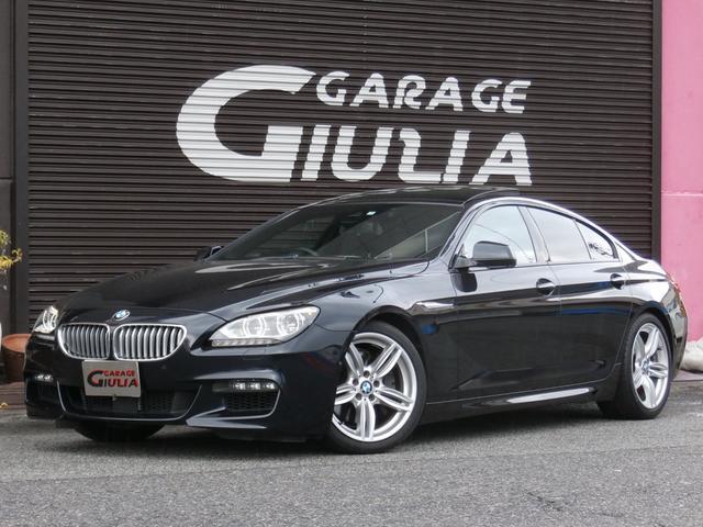 BMW 650iグランクーペ Mスポーツ LEDヘッドライト