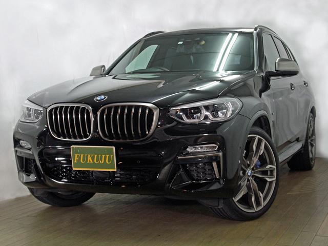 BMW M40d ブラックレザー 21インチAW サンルーフ パノラミックビューモニター ハーマンカードン ヘッドアップディスプレイ パワーバックドア ミラー型ETC 禁煙車 ディーラー車 スマトーキー2個