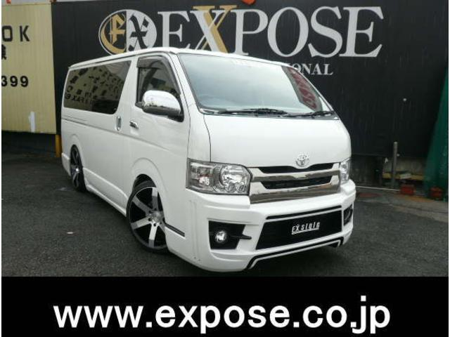 トヨタ スーパーGL ダークプライムEX-Styleコンプリート