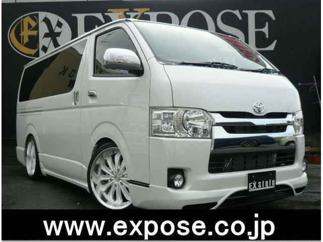 トヨタ スーパーGL ダークプライムII EX-Styleコンプリート ハーフVer