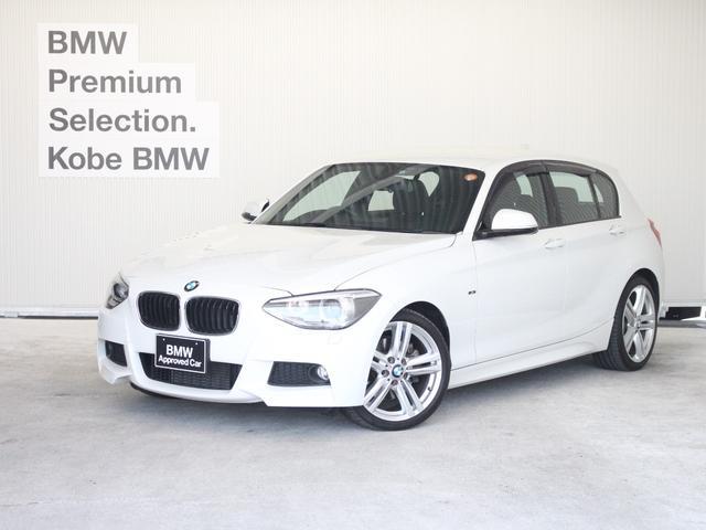 BMW 116i Mスポーツ 純正ナビ コンフォートアクセス18AW