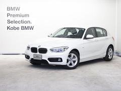 BMW118d スポーツ パーキングサポート LEDヘッドライト