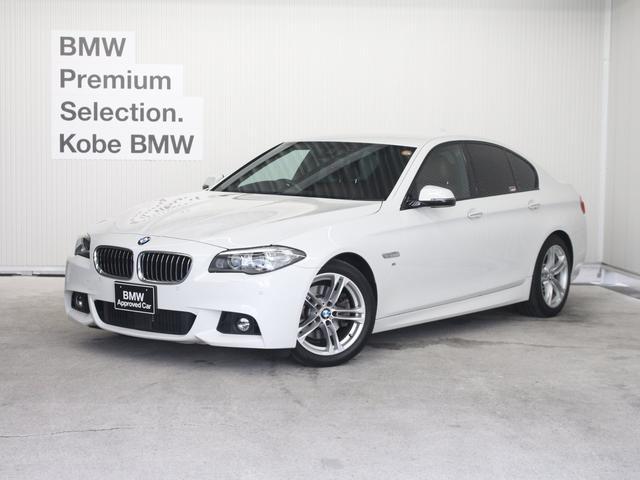 BMW 523i Mスポーツ シナモンブラウンレザー ACC