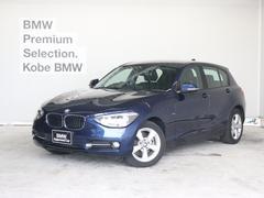 BMW116i スポーツ ブラックレザーシート シートヒーター