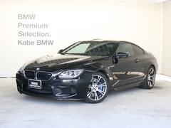 BMW M6 クーペ 左H ブラックレザー 純正19AW カーボンルーフ