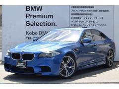 BMWM5 シルバーストーンレザー ガラスサンルーフ 20AW