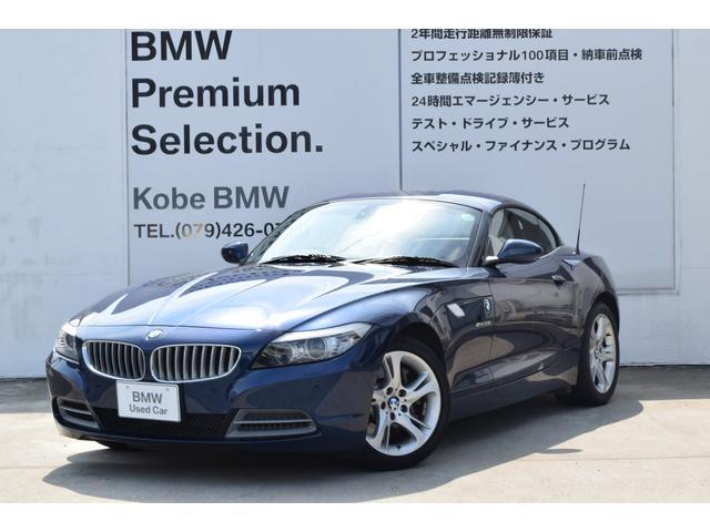 BMW sDrive35i 直列6気筒エンジン ベージュレザー
