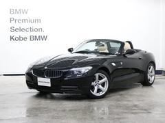 BMW Z4sDrive23iハイラインパッケージベージュレザー17AW