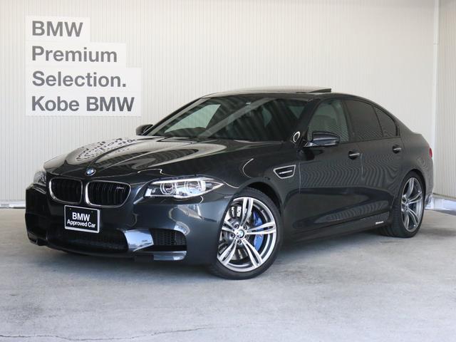 BMW M5 20インチアルミブラックレザーソフトクローズサンルーフ