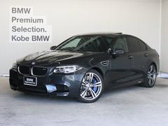 BMWM5 20インチアルミ サンルーフ ACC