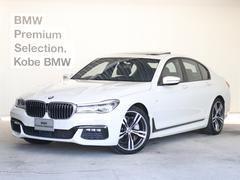 BMW750iMスポーツ レザーライト サンルーフ 20AW