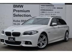BMW523dツーリング Mスポーツ 19AW キセノンライト