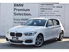 BMWM135i ブラックレザー 直6E/G シートヒーター