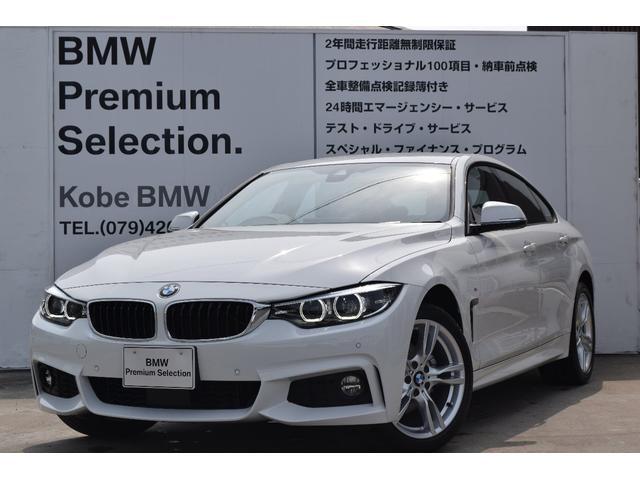 BMW 420iグランクーペ Mスピリットオートトランク18AW