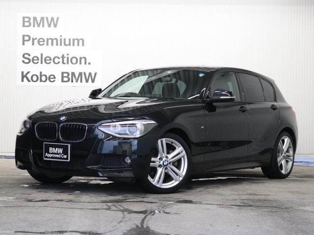 BMW 116i MスポーツHDDナビバックモニター社外ETC