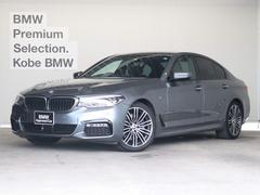 BMW530i MスポーツブラックレザーリヤシートヒーターACC