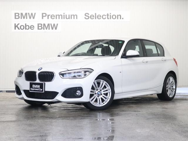 BMW 118d MスポーツパーキングサポートLEDヘッドライト