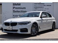 BMW523d Mスポーツ 弊社デモカーヘッドアップD19AW
