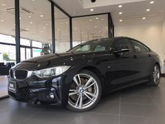 BMW435iグランクーペ Mスポーツ ガラスSR黒革ヘッドアップ