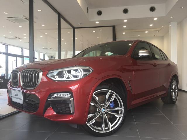 X4(BMW) M40i 中古車画像