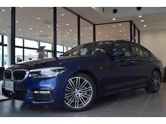 BMW523d MスポーツデモカーイノベーションPハイラインP