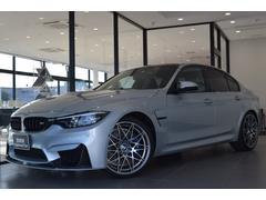 BMWM3セダン コンペティション黒革ハーマンカードン M−DCT