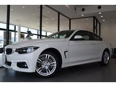 BMW420iクーペ Mスピリット弊社デモカーACCHDDナビ